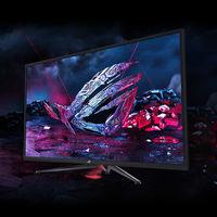 ASUS presenta su monitor gaming más grande y potente hasta la fecha, es el Strix XG438Q y llega con 43 pulgadas y FreeSync 2 HDR