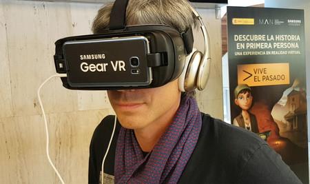 Cuando la realidad virtual me hizo querer aprender más de historia en un museo de 150 años