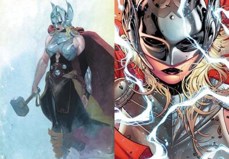 ¿Os gustaría controlar a Thor, el nuevo personaje femenino, en Disney Infinity 2.0?