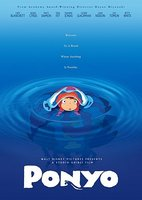 Ponyo, la sirenita de Hayao Miyazaki