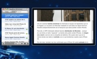 Headline, lector RSS minimalista para Leopard