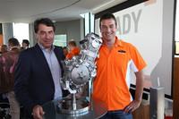 """Stefan Pierer, CEO de KTM: """"Sin Márquez, MotoGP sería la categoría más aburrida"""" y apunta a Moto2"""