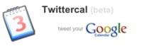 Twittercal, añadiendo eventos en Google Calendar desde Twitter