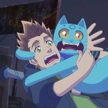 'Virtual Hero' es una mala imitación del género shônen: una serie solo para incondicionales de Rubius