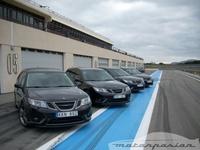 Presentación: Saab 9-3 XWD Aero y Turbo X (parte 2)