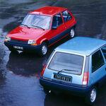 Renault 4 y Renault 5 eléctricos, o cuando Renault se sube al carro de reinventar clásicos con enchufe