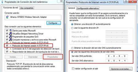 Si hoy no te funciona Internet, revisa tus DNS