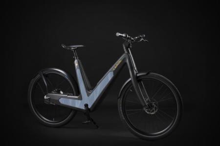 Leaos Solar es una bici eléctrica con paneles solares integrados en el cuadro