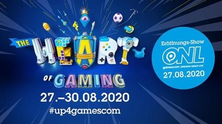La Gamescom 2020 y el Opening Night Live fijan la nueva fecha de sus eventos digitales para finales de agosto