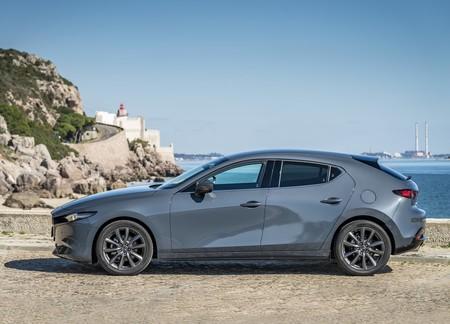 Mazda 3 Hatchback Polymetal Gray 6