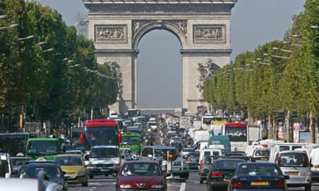 ¡No somos los únicos! En París también habrá restricción para circular