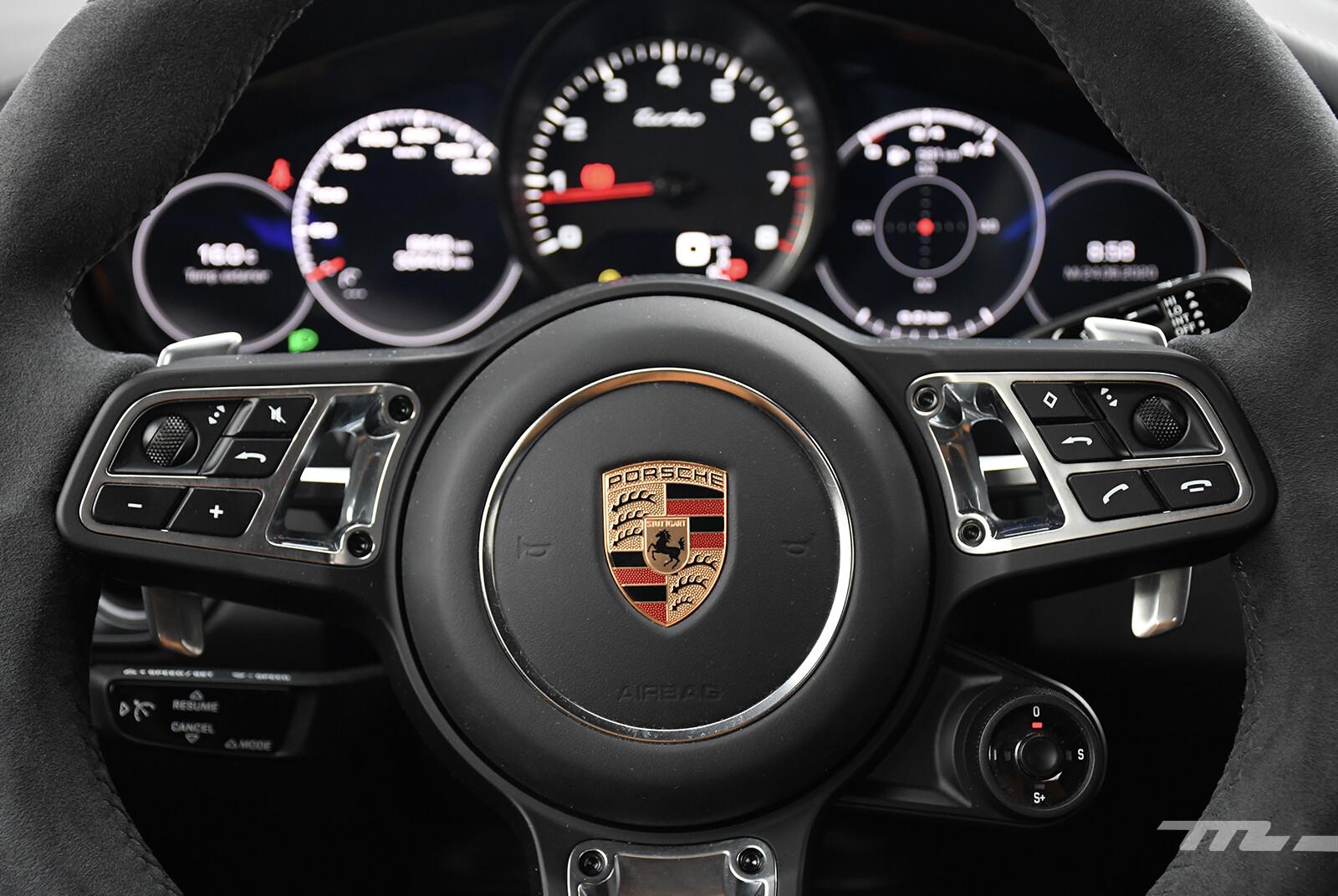 Foto de Porsche Cayenne Turbo Coupé (prueba) (19/28)