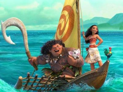 'Vaiana' ('Moana'), tráiler y cartel de lo nuevo de Disney (+ teaser de 'Piper', de Pixar)