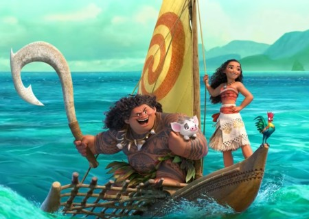 'Vaiana' ('Moana'), primer tráiler y póster de lo nuevo de Disney (+ teaser de 'Piper', de Pixar)