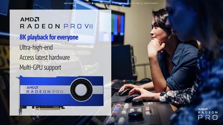 Amd Radeon Pro Vii Nueva Gpu 2