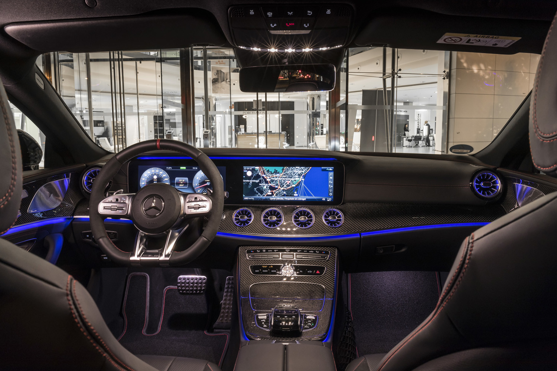Foto de Mercedes-Benz CLS (2018) (18/19)