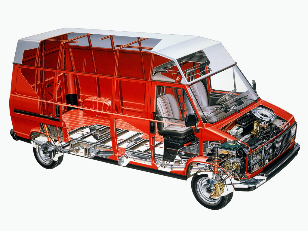 Foto de Fiat Ducato 280 - 1981-1990 (16/23)