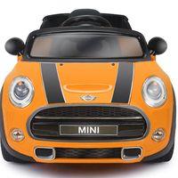 Este coche eléctrico para niños MINI HATCH de lo más molón está en eBay por 99 euros y envío gratis
