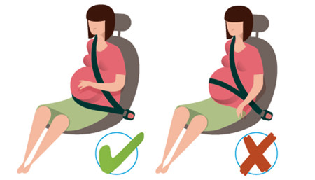 Embarazada-cinturon