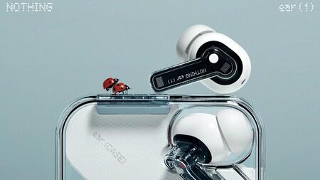 Nothing ear (1), los nuevos audífonos Bluetooth del co-fundador de OnePlus: transparentes, con cancelación de ruido y baratos