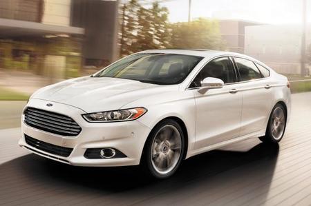 Ford Fusion 2015 dice hola al 1.5 EcoBoost y adiós a la caja manual