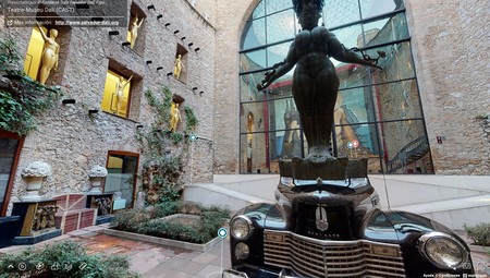 Museo Dalí Figueres Virtual