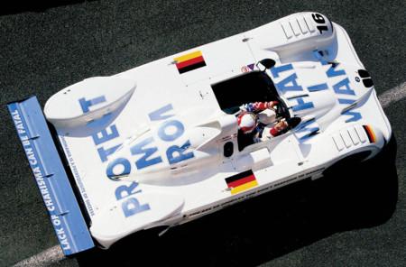 Bmw Art Car 1999 V12 Lmr Holzer