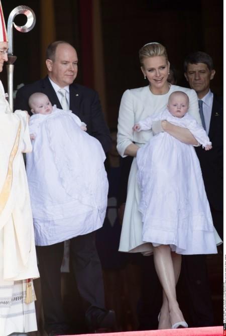 En Mónaco se fueron de principesco bautizo