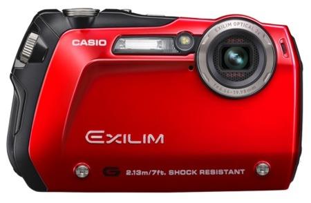 Casio Exilim EX-G1, compacta todoterreno con aspecto agresivo