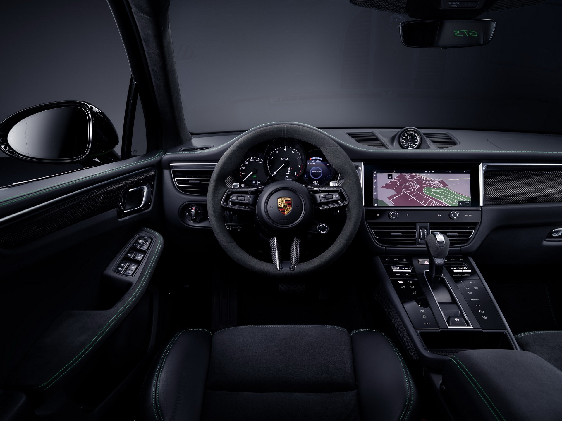 Foto de Porsche Macan 2022 (47/59)
