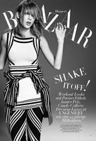 Taylor Swift y su conquista alemana... Mediante Harper's Bazaar