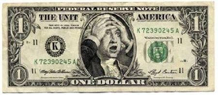 La insoportable levedad del dólar