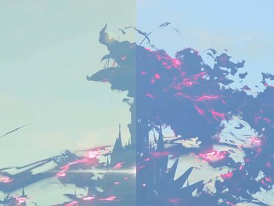 Una comparación de las versiones de TLOZ: Breath of the Wild nos muestran algunas diferencias