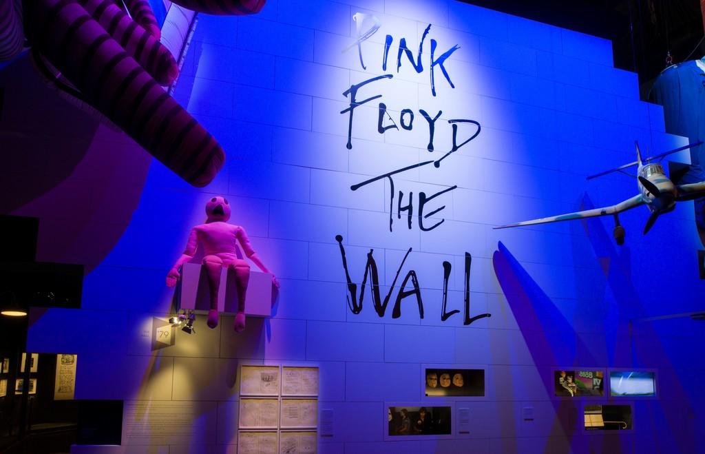 La música se vuelve exposición en Madrid con la llegada de 'The Pink Floyd Exhibition: Their Mortal Remains'