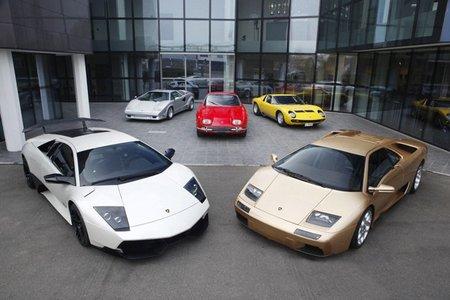 Así despide Lamborghini al Murciélago