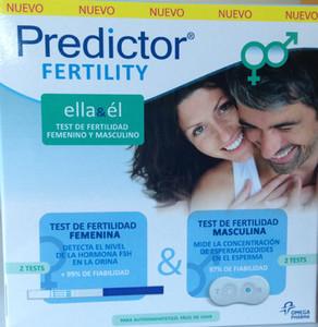 Predictor Fertility: test de fertilidad casero para él y para ella
