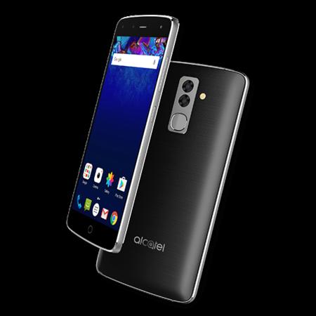 Alcatel Flash: el primer smartphone con doble cámara delante y detrás