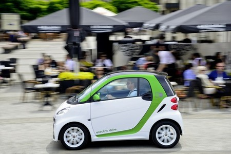 Smart Fortwo en China