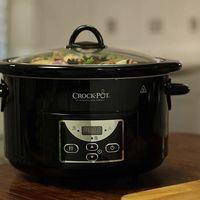 Oferta del día en la olla de cocción lenta Crock-Pot SCCPRC507B-050: hasta mediancohe cuesta 39,99 euros en Amazon