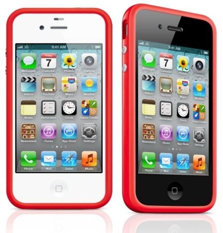Bumper para iPhone ahora en (PRODUCT) RED