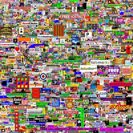 Million Dollar Homepage Completo