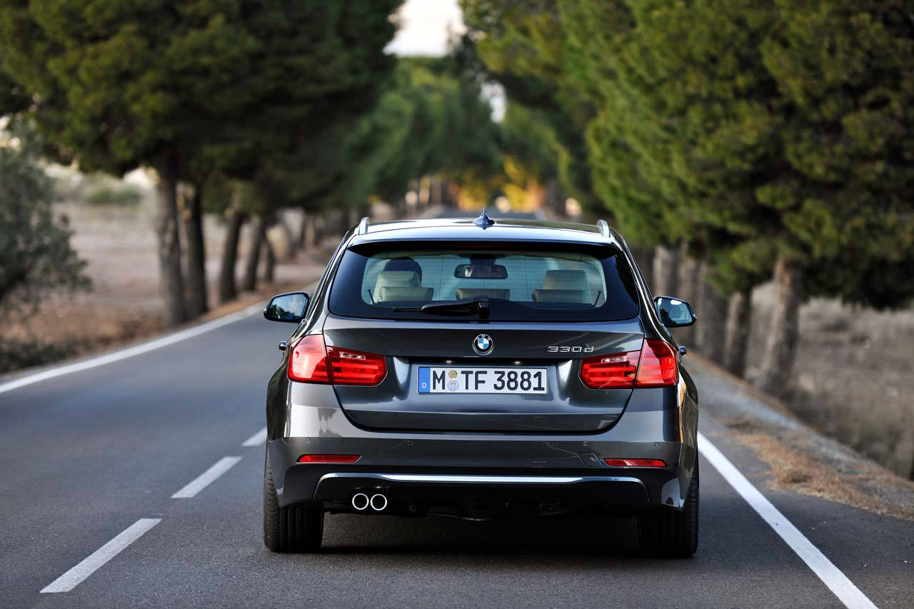 Foto de BMW Serie 3 Touring 2012 (6/43)