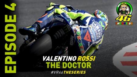 Valentino Rossi: The Doctor. El cuarto capítulo, dos décadas de celebraciones amarillas