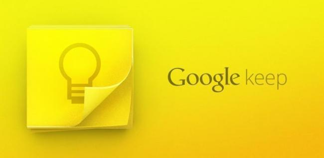 Google Kepp