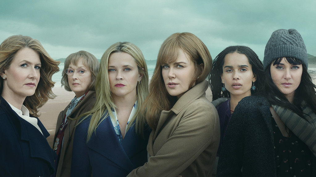 'Big Little Lies' returns with force to HBO in a season 2 which extends naturally the life in Monterey