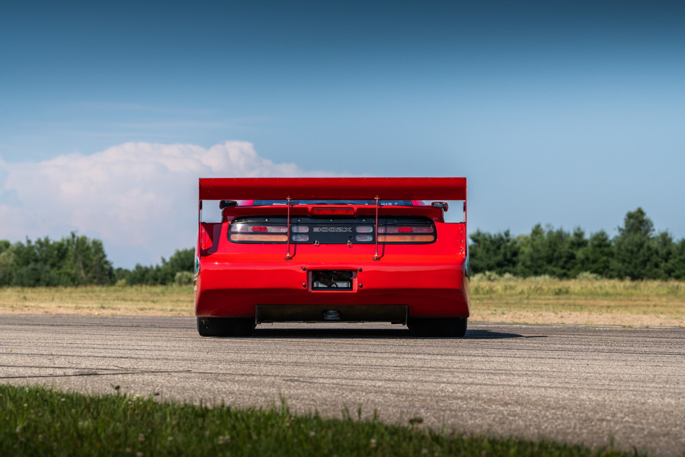 Nissan 300ZX Turbo IMSA GTO (1989), a subasta