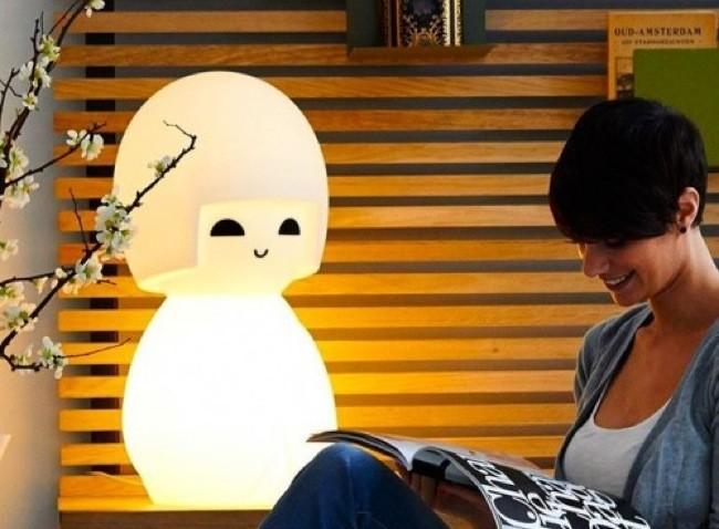 kokeshi lamp 1
