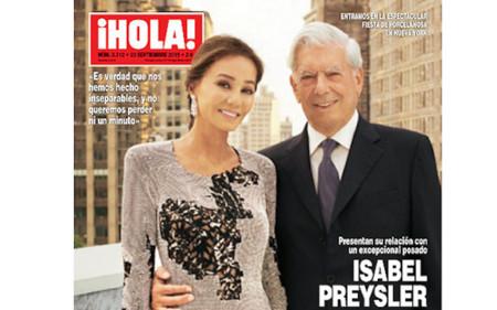 La portada más polémica de Isabel Preysler en Hola (sí, otra vez)