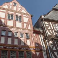 Una encantadora casa del siglo XIV en el centro de Limburgo