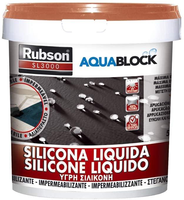 Silicona líquida impermeabilizante